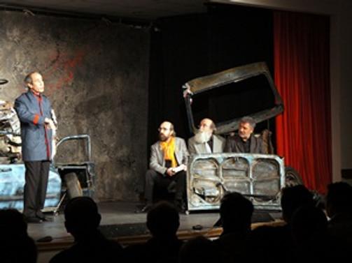 Uluslararası Marmaris Tiyatro Festivali başladı
