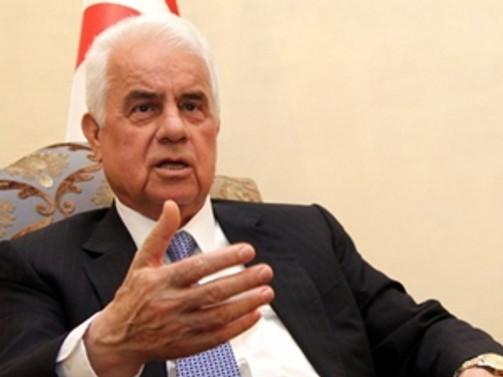 Eroğlu: Kıbrıs konusunu tarihe gömmek istiyoruz