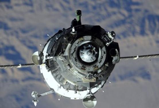 Soyuz üç astronotla dünyaya döndü