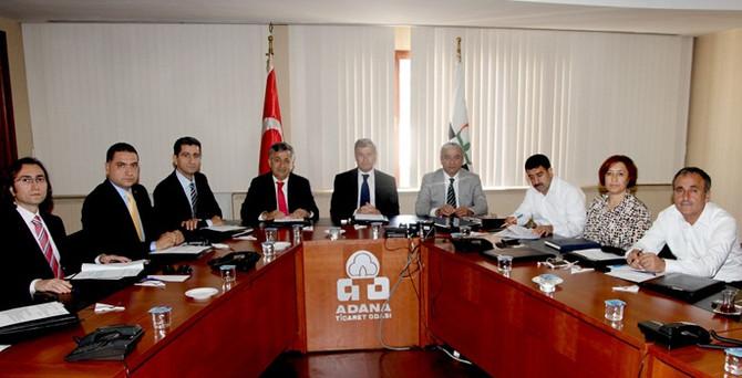 Adana Ticaret Odası 120'nci yaşını ihracat yılı ilan etti