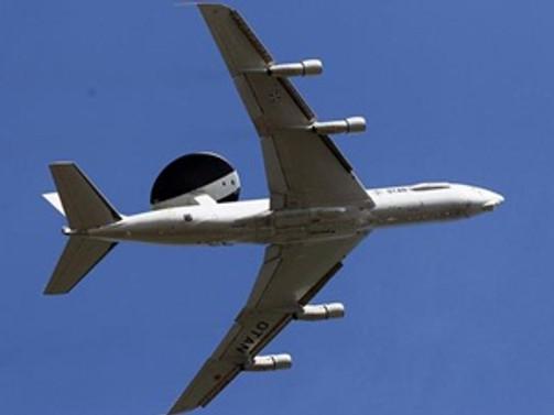 NATO keşif uçuşu yapacak