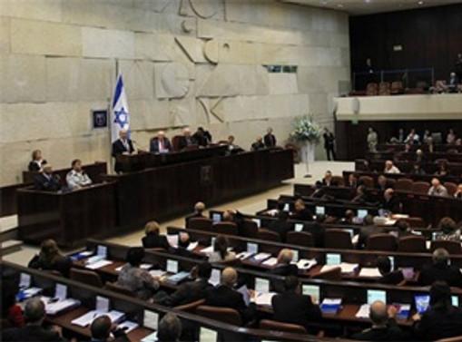 İsrail'de seçim barajı 3.25'e yükseldi