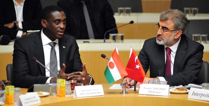 Nijer'le işbirliğinde büyük adım
