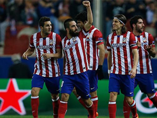 Atletico Madrid altın çağını yaşıyor