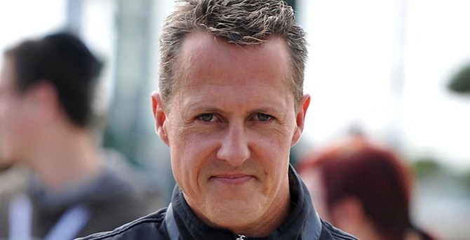 Schumacher'den ilk kez iyi haber