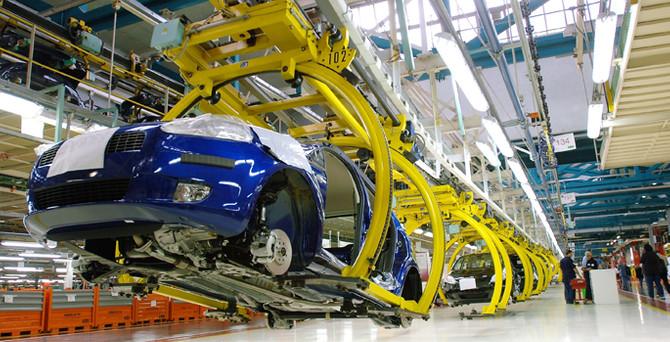 Otomotiv üretimi ilk iki ayda yüzde 11 düştü