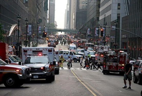 New York'ta patlama: 3 ölü, 60 yaralı