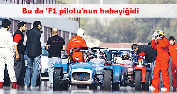 Türkiye'nin ilk F1 pilotunu yetiştirecek