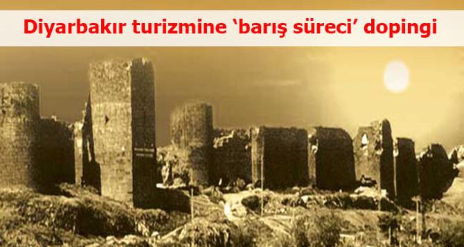 Barış süreci Diyarbakır'da turizme ivme kazandırdı