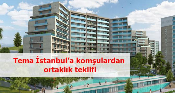 Tema İstanbul'a, Rusya ve Yunanistan'dan ortaklık teklifi