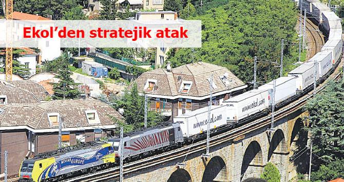 Ekol'den 'stratejik' yatırım atağı