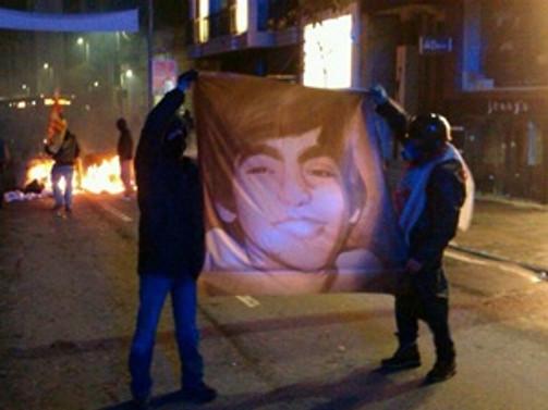 'Berkin eylemciler için cezasızlığın sembolü'