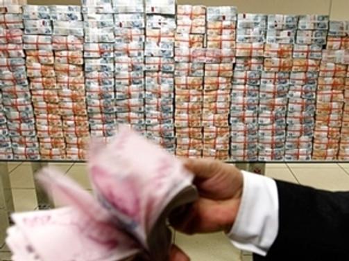 Hazine 40 milyar lira iç borçlanmaya gidecek