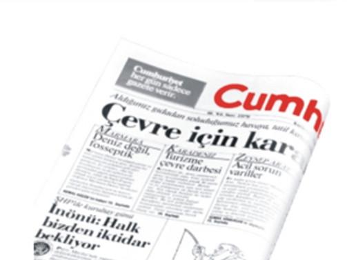 Cumhuriyet Gazetesi saldırganı tahliye oldu