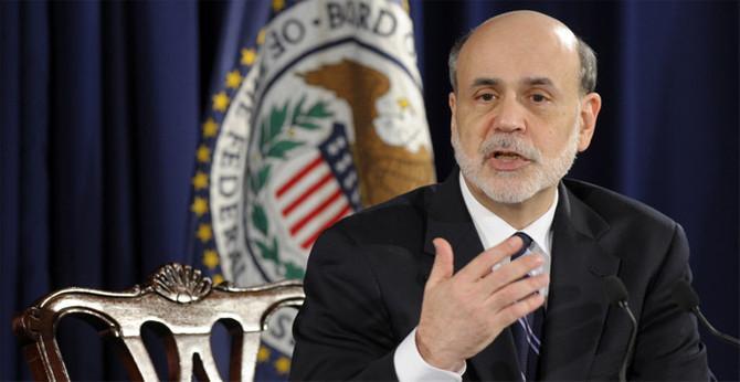 Bernanke'den Almanya'ya eleştiri