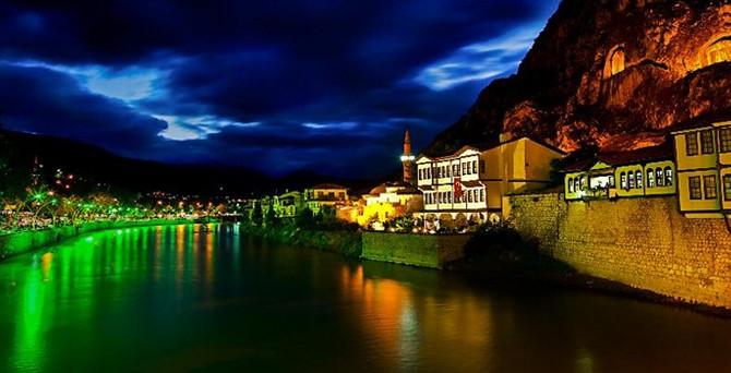 Amasya'nın ziyaretçi sayısı her yıl artıyor