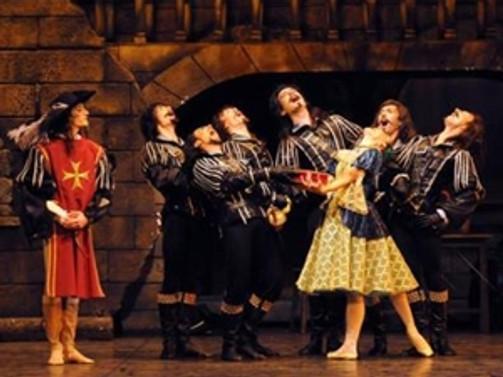 """""""Don Giovanni""""in prömiyeri yarın yapılacak"""