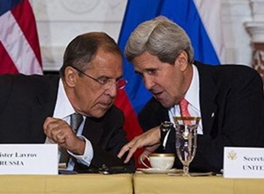 Kerry ve Lavrov IŞİD tehdidini görüştü