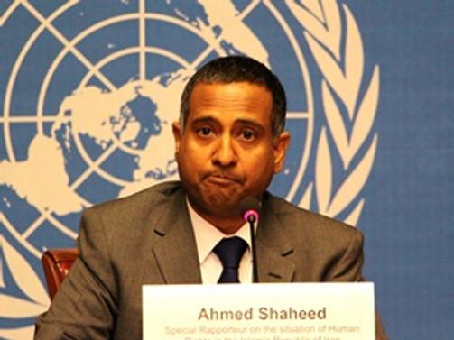 'İnsan hakları durumundan kaygı duyuyoruz'