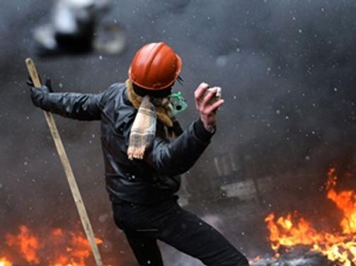 Ukrayna'da çatışma: 2 ölü