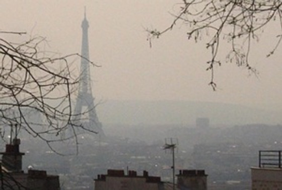 Fransa'da hava kirliliği alarmı
