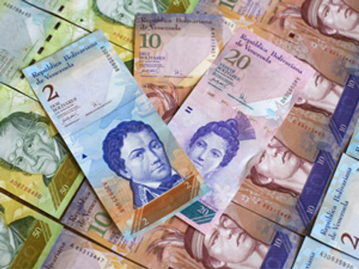 Venezuela'da enflasyon yüzde 57'yi aştı