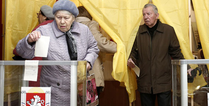 Kırım referandumundan ilk sonuç: Rusya