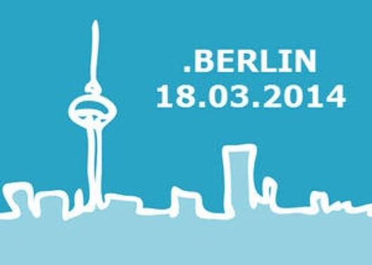 Berlin kendi alan adına sahip ilk şehir