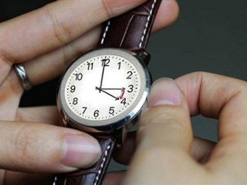 Saatler 31 Mart'ta ileri alınacak