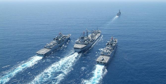 ABD'den Doğu Akdeniz'de operasyon