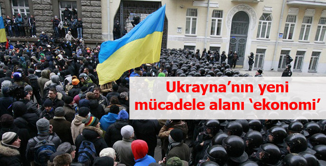Ukrayna'nın yeni mücadele alanı ekonomi