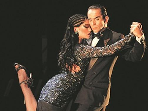 Tango rüzgarı Zorlu'da esecek