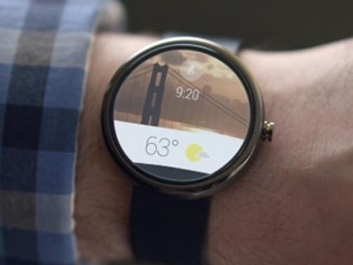 İşte Google'ın akıllı saati: Android Wear