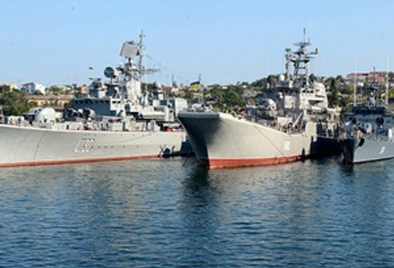 Karadeniz donanma karargahı Rusların kontrolünde