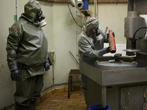 'Esad'ın kimyasallarına Alman desteği'