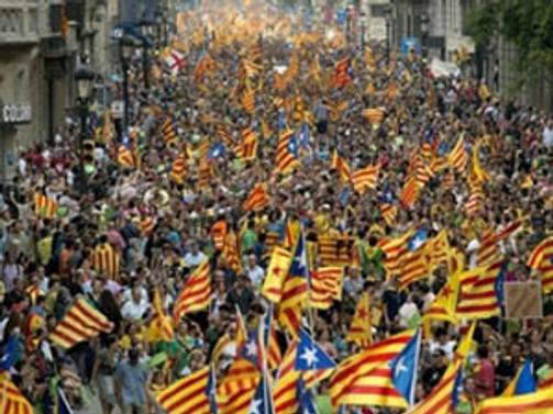 """Katalonya'da referanduma müsaade etmeyeceğim"""