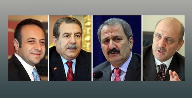 Meclis Soruşturma Komisyonu listesi yayımlandı