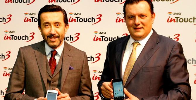 Avea inTouch 3, teknolojiseverlerle buluşuyor