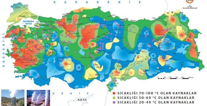 Jeotermal enerjide yatırım rüzgarları