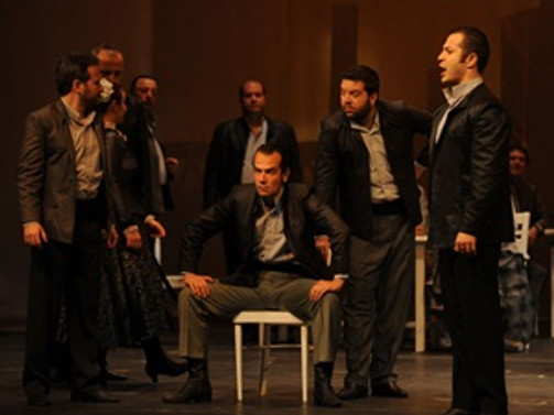 'Don Giovanni' operası sahnelendi