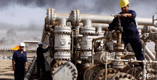 İyi niyet göstergesi 100,000 varil petrol
