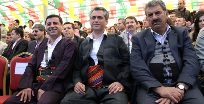 Nevruz kutlamalarında Öcalan'ın mektubu okundu