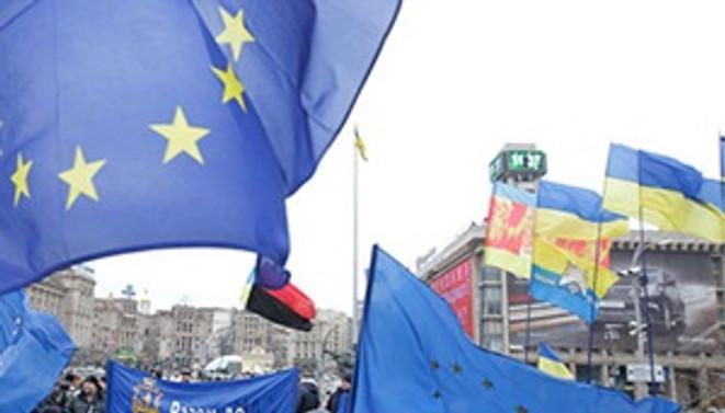 AB, Ukrayna ile ortaklık anlaşması imzaladı