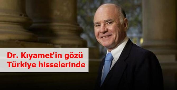 Dr. Kıyamet'in gözü Türkiye hisselerinde