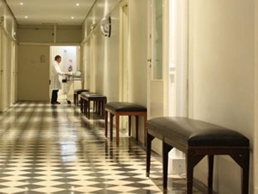 Almanya'da Türk hastanesine yoğun ilgi