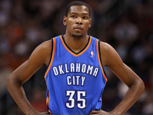 Oklahoma'yı Durant sırtlıyor
