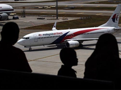 Kaybolan uçakla ilgili yeni gelişme