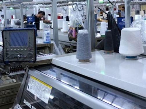 Tekstil fabrikasındaki atık buharı fırsata çevirdi