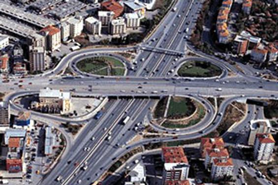 İstanbul'da kavşaklar elden geçirilecek