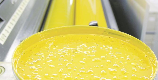 Sun Chemical, Aliağa'da fabrika kuruyor